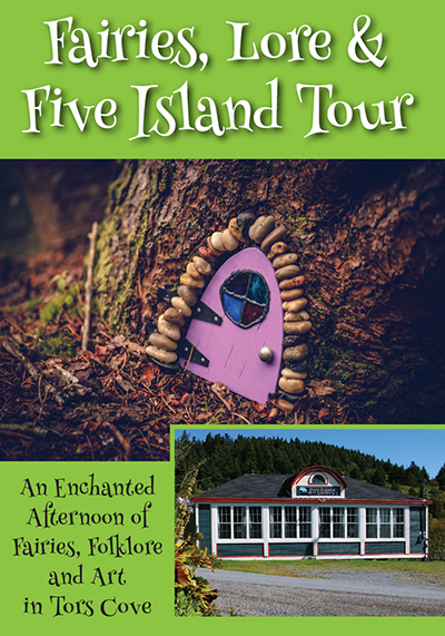Fairies, Lore & Five Island Tour
